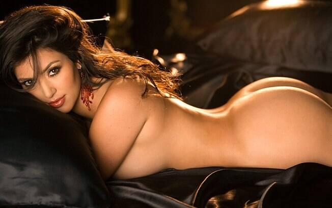 Kim Kardashian: dona do melhor bumbum do mundo
