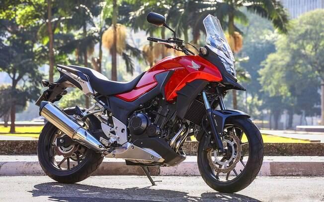 Honda Cb 500 Chegam Mais Cores 224 Linha 2019 Para As