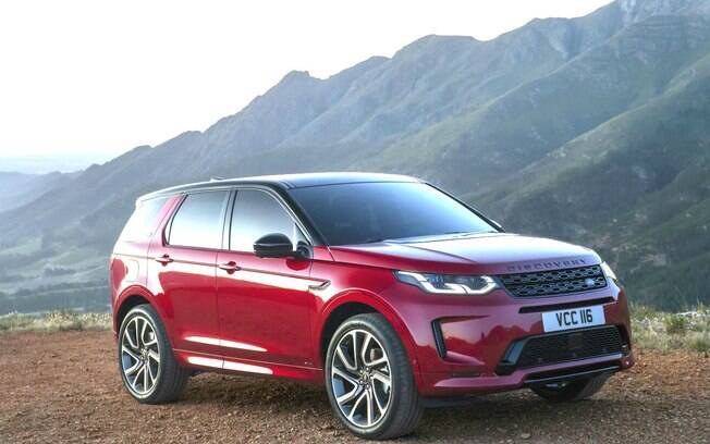 Land Rover Discovery Sport ainda é fabricado em Itatiaia (RJ) e é o SUV que menos perde valor, conforme o estudo da KBB Brasil