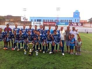 Recanto Azul.  Time Júnior derrotou o União por 1 a 0 na final e levantou a taça da tradicional competição