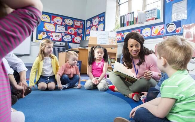 A escola também deve tratar com o tema com naturalidade, instruindo e orientando as crianças sobre os cuidados