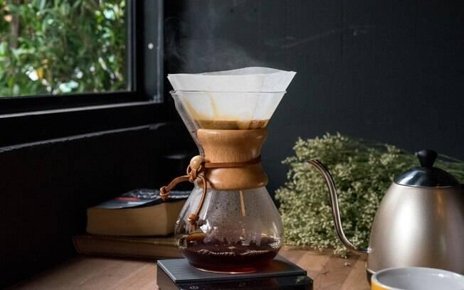 cafeteira chamex