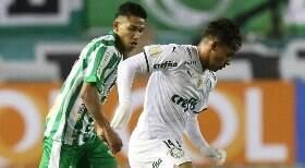 Palmeiras faz 3 a 0 sobre o Juventude