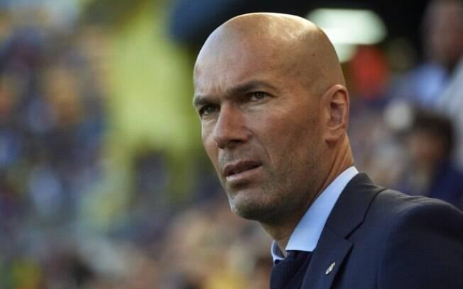 Zidane se despediu dos jogadores do Real Madrid por WhatsApp