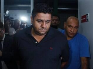 Cidades - Belo Horizonte - MG Taxista suspeito de estuprar pelo menos 17 mulheres  Na foto: Isnard Martins Vieira  FOTO: FERNANDA CARVALHO / O TEMPO - 26.05.2014