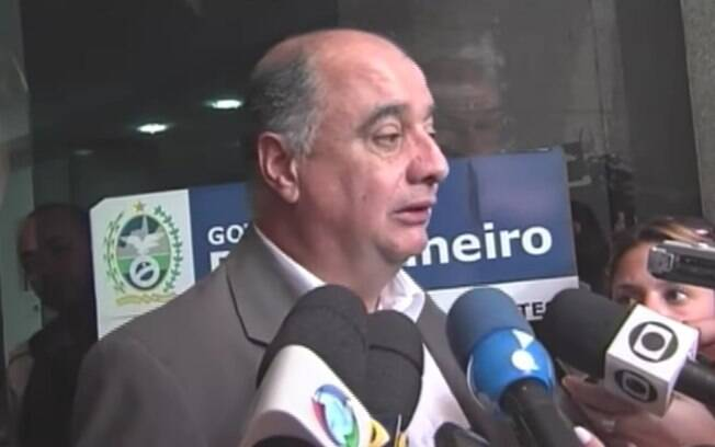 Rogério Onofre, ex-presidente do Detro (Departamento de Transportes Rodoviários do Estado do Rio de Janeiro)