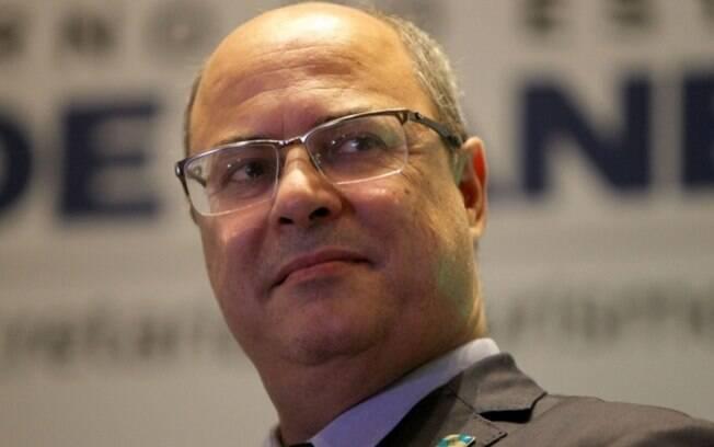 Wilson Witzel decretou estado de emergência no Rio de Janeiro