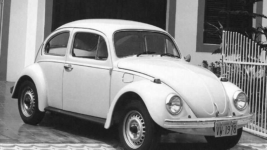 VW Fusca: clássico continua sendo um dos modelos usados mais procurados pela internet hoje em dia no Brasil