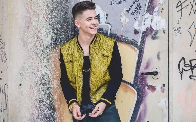 Biel é sucesso nas rádios e baladas com as músicas