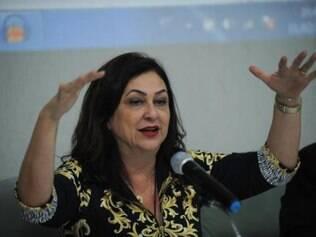 A ministra Kátia Abreu acredita que até o fim do dia o governo apresentará propostas para solucionar o problema dos caminhoneiros