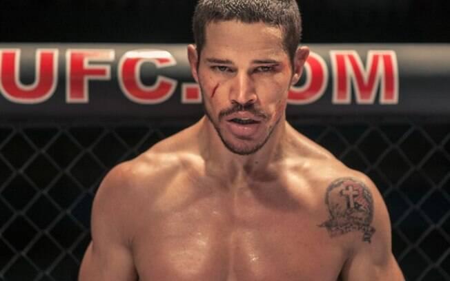 José Loreto interpreta o lutador José Aldo em