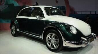Confira 5 carros que mais chamam atenção na exposição chinesa