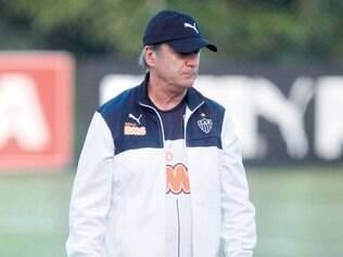 Experiente. Levir já foi treinador do Cruzeiro e enfrentou Marcelo, em campo, como jogador do Galo