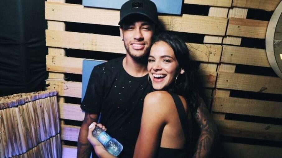 Web pira com possível volta de Neymar e Bruna Marquezine