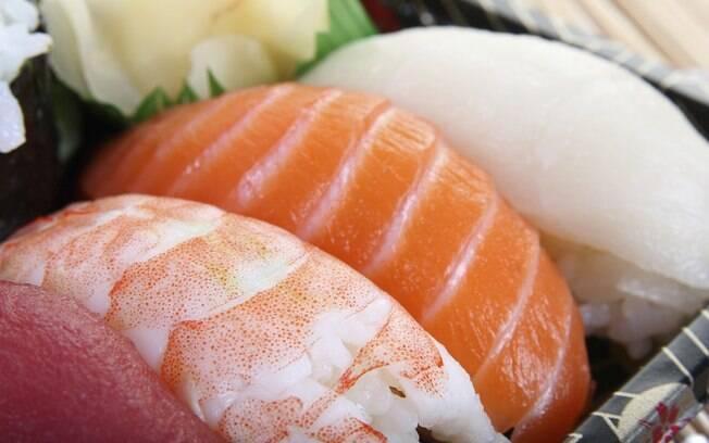 Sushi era um dos 'lanchinhos saudáveis' para médica