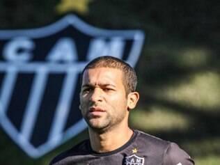 Pierre não pega o Inter neste sábado, no Independência, pelo Campeonato Brasileiro