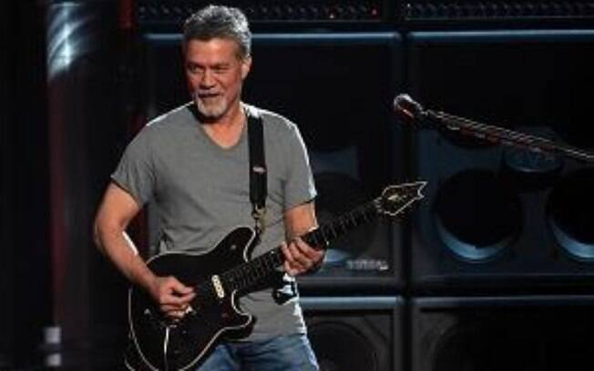 Eddie Van Halen morre aos 65 anos