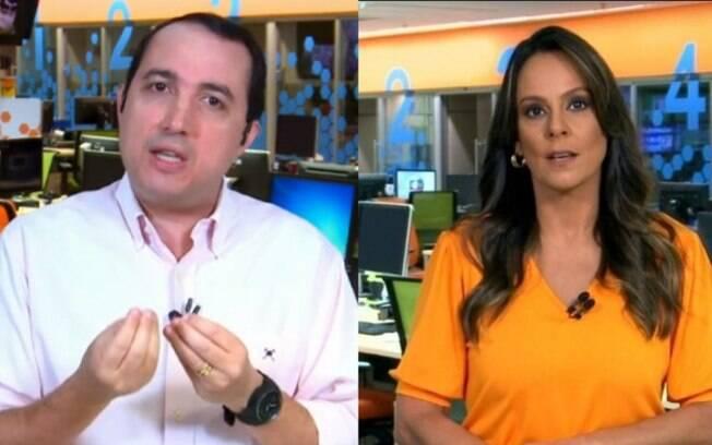 Cereto assume funes de Fabola Andrade no SporTV