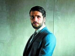 O ator Bruno Gagliasso encerra a produção feliz com seu psicopata
