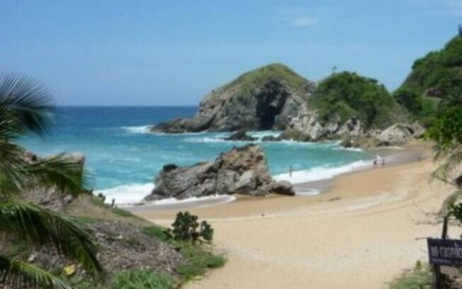 Praia de Zipolite, no México, é uma das mais perigosas do mundo