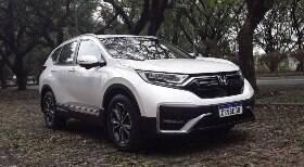 Honda CR-V 2021 investe na segurança, mas ainda sofre