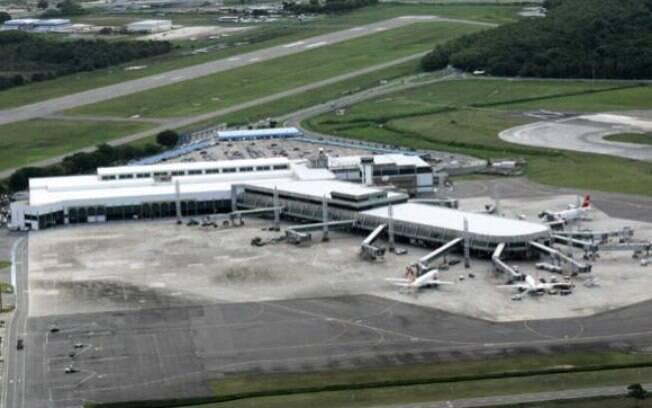O Aeroporto Internacional de Salvador é um dos quatro a serem leiloados nesta quinta-feira na  Bovespa