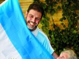 Carlos Miguel e Nieves gostariam de menos rivalidade entre Brasil e Argentina
