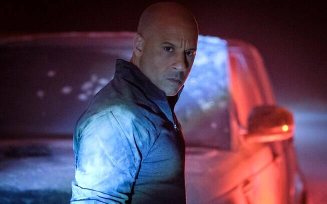 Vin Diesel chega às telonas como o protagonista de