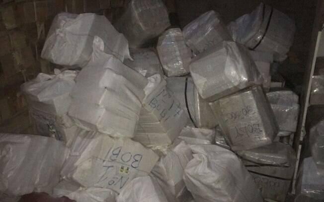 Operação Limeira - ROTA apreende 2 toneladas de drogas