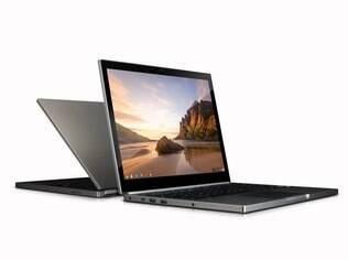 Chromebook Pixel é modelo mais sofisticado com ChromeOS