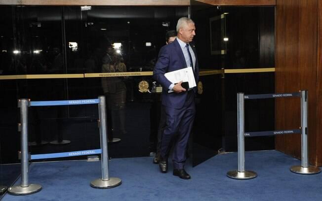 Senador Major Olímpio quer a extinção do fundo eleitoral – um dos ingredientes de escândalo com o PSL