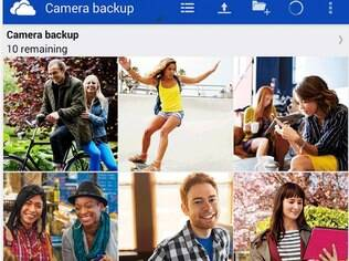 Aplicativo de backup OneDrive é grátis para iPhone, Android e Windows Phone