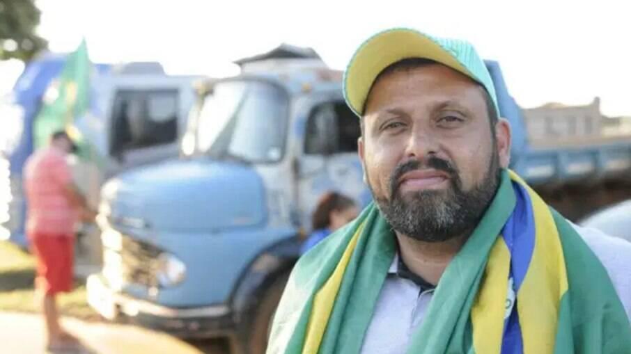 Wallace Landim, Chorão, líder caminhoneiro