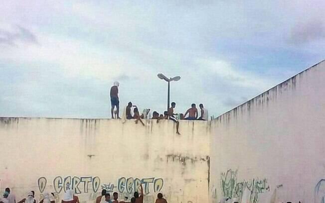 Penitenciária de Alcaçuz, onde rebelião ocorrida no sábado deixou 26 mortos, sofre com fugas frequentes