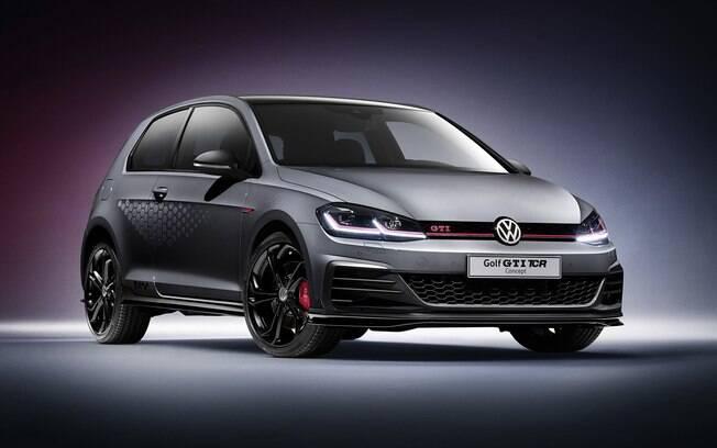 VW Golf GTI TCR: nova versão esportiva deverá ser a última da atual geração do modelo na Europa