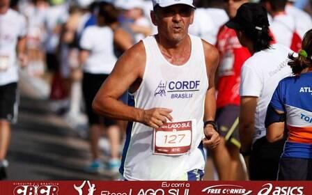 Corrida e superação