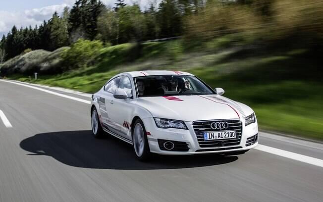 Audi A7 Sportback com novo sistema autônomo
