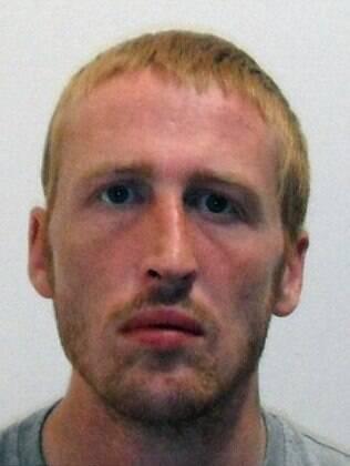 Anthony Laine foi preso por 12 anos depois de se declarar culpado pelo estupro e pela agressão