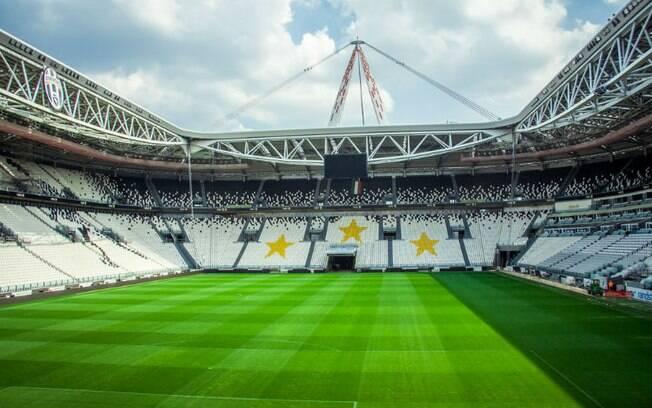 O estádio do Juventus é o único particular, ou seja, que pertence e é administrado por um time, em toda a Itália