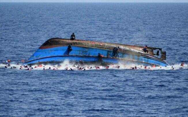 Ao menos 58 migrantes morrem após barco virar na costa da Mauritânia