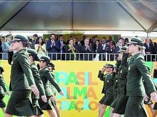 Essa será a edição mais cara da festa cívica desde que Dilma assumiu