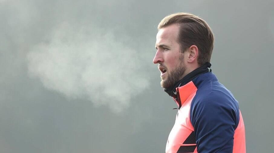 Harry Kane pode reforçar o Manchester City na próxima temporada