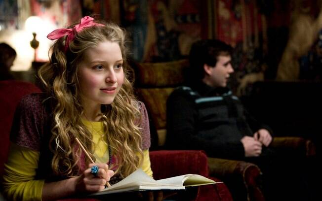 Jessie Cave interpretou Lilá Brown em