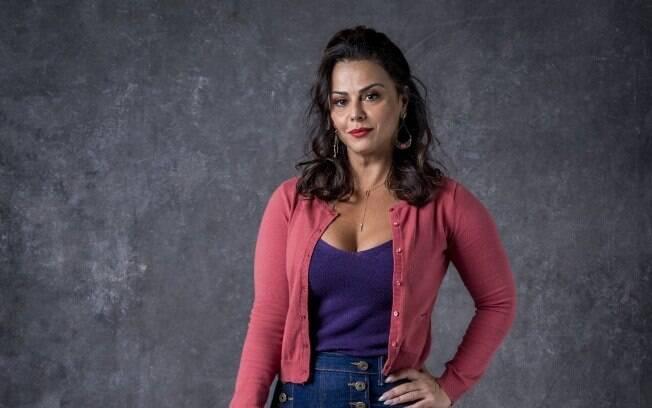 Viviane Araujo será mãe de Marina Ruy Barbosa em