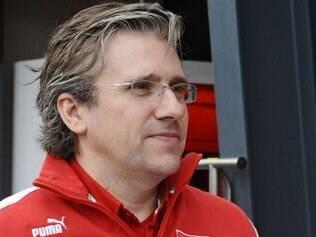 Fry afirma que um dos objetivos da escuderia italiana é melhorar a potência e o desenvolvimento aerodinâmico dos carros