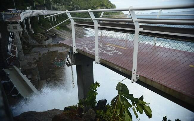 Conselho de engenheiros recomenda obras de reparo e estudos hidrológicos durante período de interdição