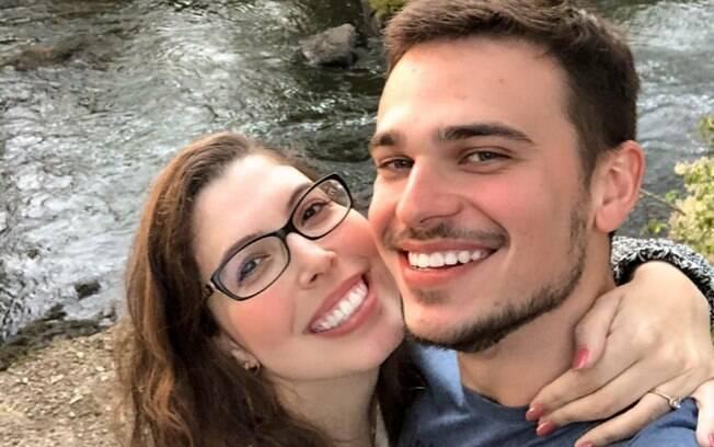 Ana e Daniel garantem que se não fosse pelo Victor o namoro deles nunca teria começado