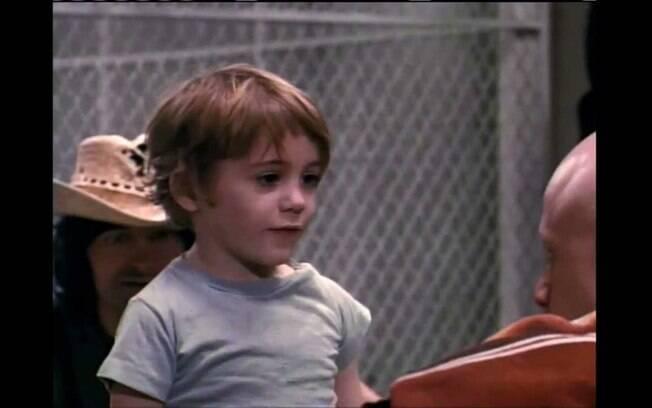 Robert Downey Jr estreou no cinema em 'Pound' (1970). Foto: Divulgação