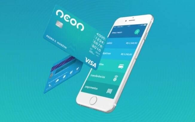 Aplicativo do Banco Neon está fora do ar, impedindo que clientes consigam acessar informações sobre suas contas