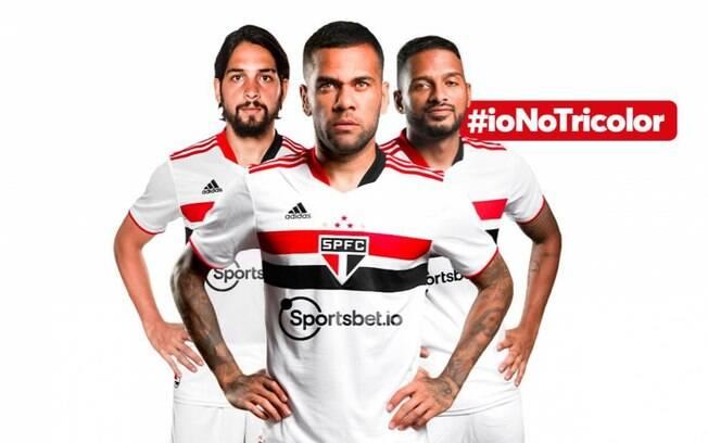 Sportsbet.io é anunciado como novo patrocinador máster do São Paulo